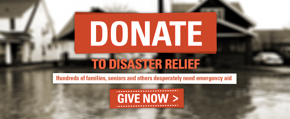 Donate to the Disaster Relief Fund